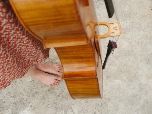 Eïleen chanteuse violoncelle bordelaise
